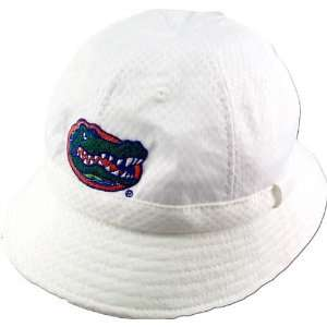 Florida Gators White Aussie Bucket Hat