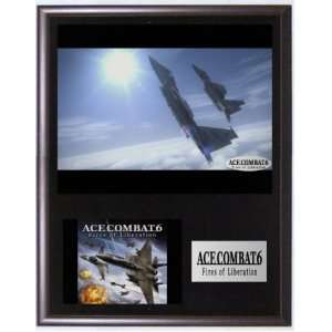 Ace Combat 6 Collectible Plaque Series (#2) w/ Collectors