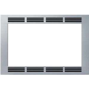 Bosch 30 Convection Microwave Trim Kit   Stainless Steel