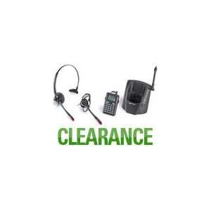 Plantronics CT12 2.4GHz Cordless Headset / Phone Electronics
