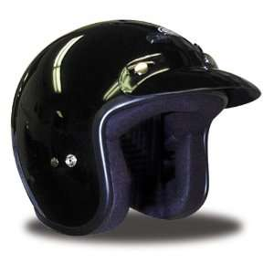 THH T 380 Open Face Cruiser Street Bike Motorcycle Helmet