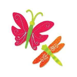 Sizzix Originals Die Large Butterfly & Dragonfly Arts