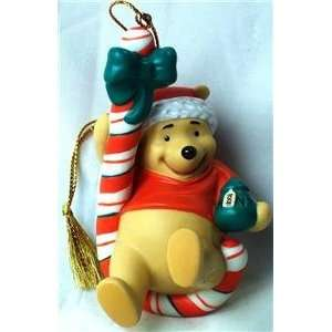 Disney Pooh & Friends   Swing Into the Holidays Candy Cane