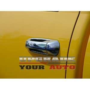 2002 2008 Dodge Ram 4 door Chrome Handle Covers