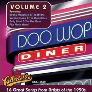 Doo Wop Diner 2 Various Artists Music