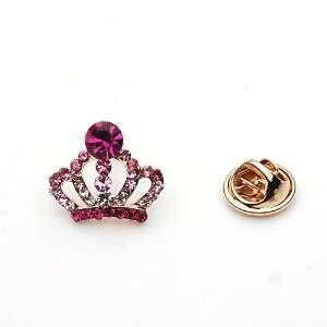 Crystal Brooch Breast Pin [7 Colors] (06004 7) Arts, Crafts & Sewing