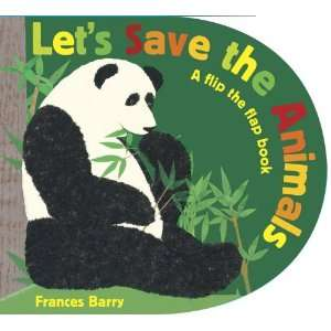 Animals A flip the flap book (9780763645014) Frances Barry Books