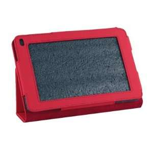 Folio Stand Leather Case Pouch For HuaWei Mediapad 7 Tablet