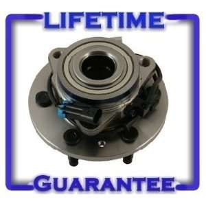 2003 GMC Sierra 1500 4WD Front Wheel Hub Bearing Automotive