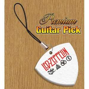 Phone Charm Bass Guitar Pick Both Sides Printed Musical Instruments