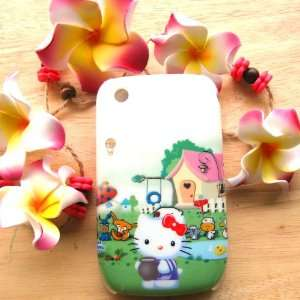 Hello Kitty with friends Hard Case Cover for Blackberry