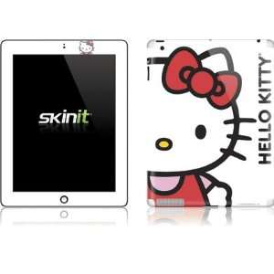Hello Kitty Classic White skin for Apple iPad 2