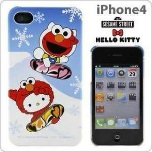 Street X Hello Kitty iPhone 4/4s Hard Case Cell Phones & Accessories