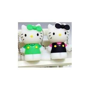 8GB Green color Hello Kitty Style USB flash drive