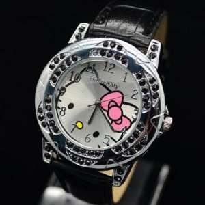 Miss Peggy Jos   Hello Kittys KT24b Quartz Movement Watch
