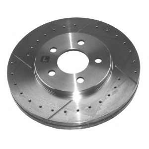 Duty Left Front Disc Brake Rotor Only   High Performance Automotive