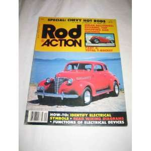 Rod Action V. 10 #9 Sep. 1981 Special Chevy Hot Rods No