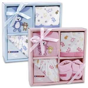 Baby Layette Gift Set 4 Pieces Case Pack 18 Toys & Games