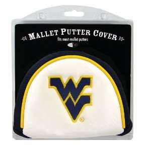 Virginia Mountaineers Mallet Putter Cover Headcover
