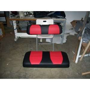 Golf cart seat cover Automotive