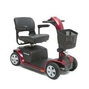 Pride Mobility Victory 9 4 Wheel Scooter   Red   S709S709