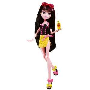 Monster High Gloom Beach Draculaura Doll Toys & Games