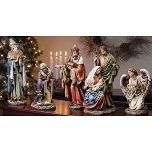 com 5 Piece Josephs Studio Religious Holy Family Christmas Nativity