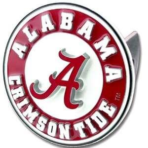 Alabama Crimson Tide 3 D Trailer Hitch Cover   NCAA