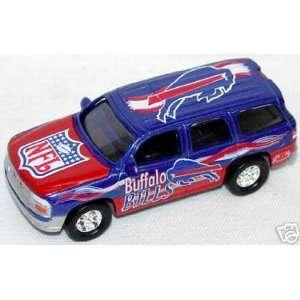 Buffalo Bills Diecast NFL GMC Yukon Truck by WhiteRose