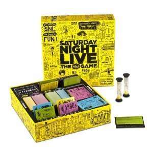 Saturday Night Live Board Game Toys & Games