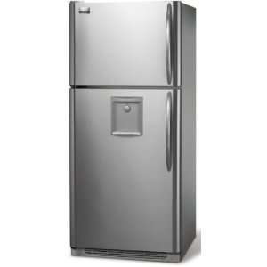PHT219WH 20.6 cu. ft. Freestanding Top Freezer Refrigerator with Wat