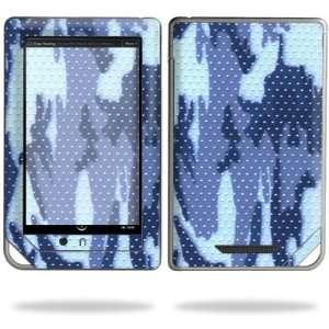 Cover for  Nook Tablet eReader   Blue Camo Electronics