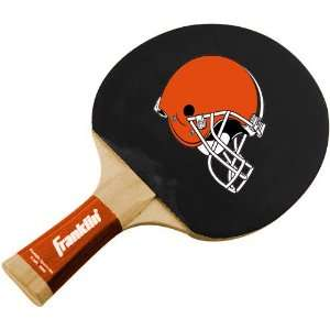 Cleveland Browns Table Tennis Paddle
