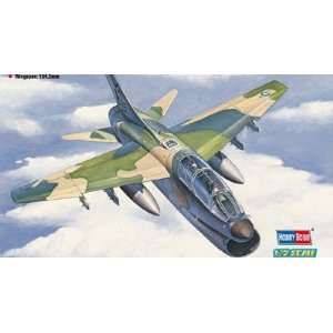 72 A7K Corsair II Light Attack Aircraft (Plastic Models): Toys & Games