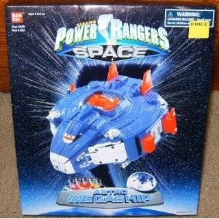 Power Rangers in Space Deluxe Mega Voyager Megazord Zord