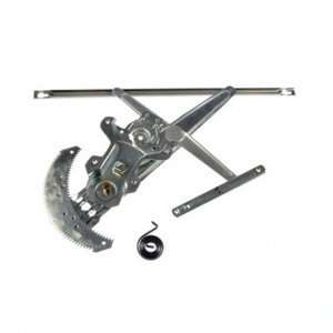 Honda Accord Coupe Front Power Window Regulator without Motor Driver