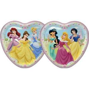 Fairytale Princess Birthday Party Luncheon Plates NEW