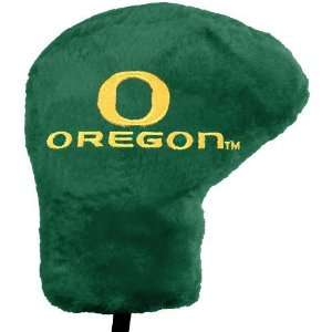 NCAA Oregon Ducks Green Deluxe Putter Cover