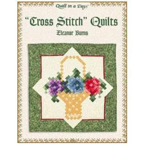 Cross Stitch Quilts   Cross Stitch Pattern Arts, Crafts