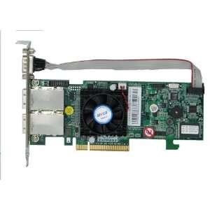 8X 8 port PCIe 2.0 external SAS/SATA 6G RAID controller [Electronics