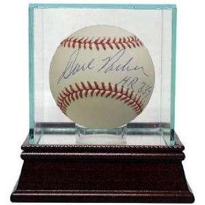 Signed Dave Parker Baseball   Official Major League HR 339