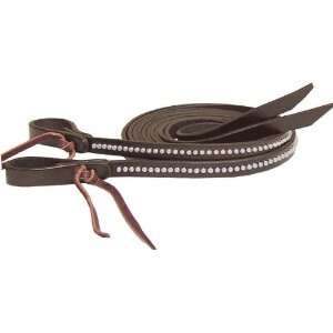 Tex Tan Leather Split Reins:  Sports & Outdoors