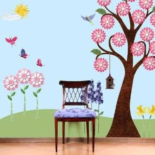 Repositionable & Removable Wall Decals