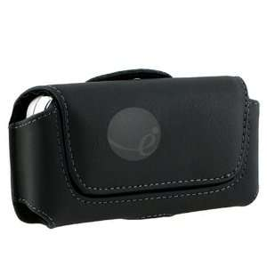 Leather Case w/ Cover for Samsung Intercept SPH M910 Electronics