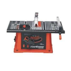 Black & Decker FS200SDR 10 in Firestorm Table Saw: Home Improvement