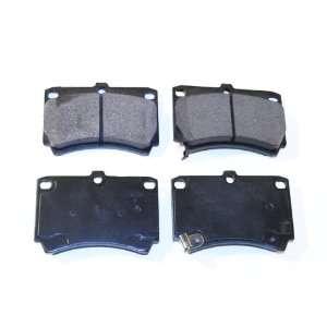 Prime Choice Auto Parts SMK466 Premium New Semi Metallic Front Brake