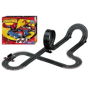 Carrera USA Go, Spider Man Race Car Set Toys & Games