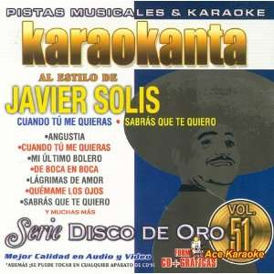 KAR 1751   Javier Solis Spanish CDG Various Everything Else