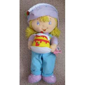 Strawberry Shortcake ANGEL CAKE 20 Plush Doll (2004
