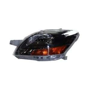 TYC 20 6798 91 Toyota Yaris Driver Side Headlight Assembly Automotive